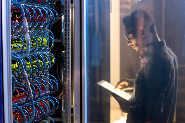 Jedes Unternehmen ist heutzutage auf eine funktionierende IT Struktur angewiesen.